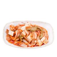 Кимчи жаренное со свининой