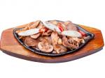 Пулькоги с грибами свинина