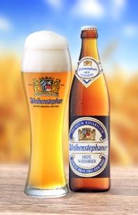 Пиво Weihenstephat ст/б